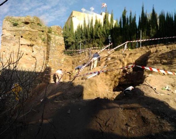 Excavación y estudio arqueológica previo a proyecto de restauración