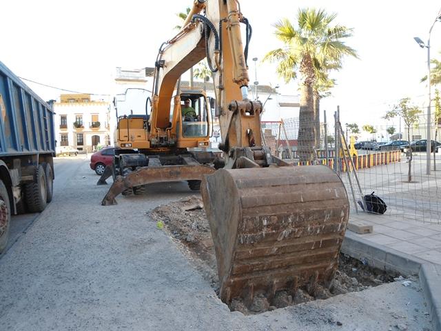 Control arqueológico de movimientos de tierra