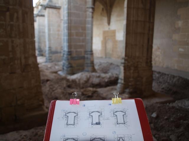 Excavación y documentación