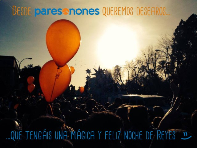 Cartel: Feliz Noche De Reyes