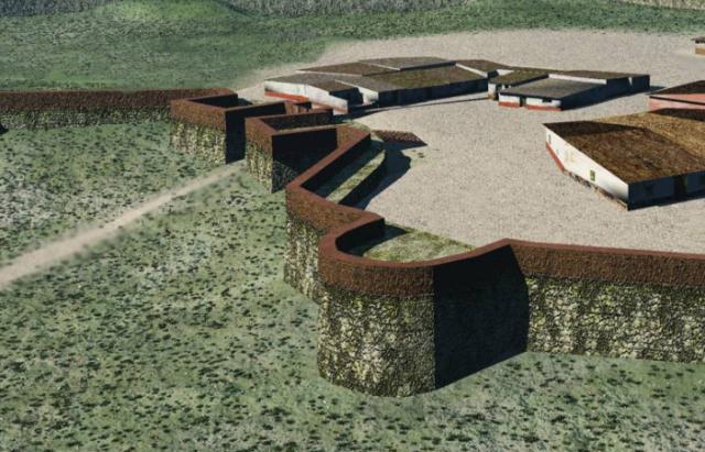 Digitalización del dibujo arqueológico. Modelado en 3D